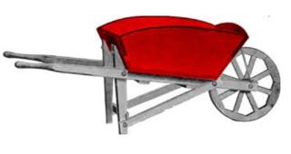 Red Wheelarrow